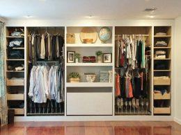 Особенности гардеробных систем