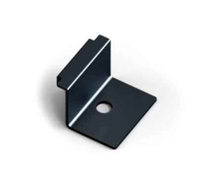 Крепление направляющей навесной (2шт. в комплекте), черный